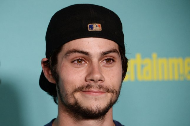 Dylan O'Brien at Entertainment Weekly's San Diego Comic-Con closing night party on July 11. File photo by Jim Ruymen/UPI