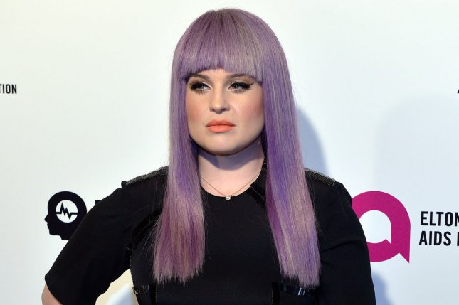 Kelly Osbourne at the Elton John AIDS Foundation Academy Awards viewing party on February 28. The television personality will release her first memoir in 2017. File Photo by Christine Chew/UPI