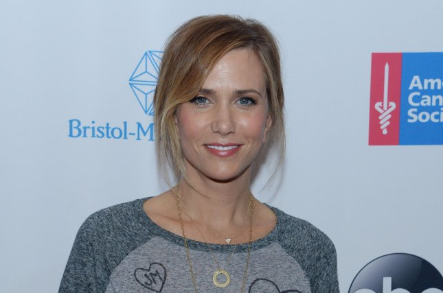 Kristen Wiig at the Stand Up to Cancer fundraiser on September 9. File Photo by Jim Ruymen/UPI