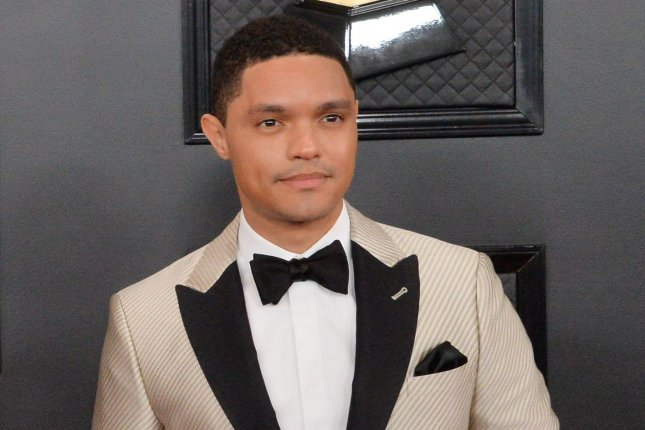 Trevor Noah will host an extra 15 minutes of Daily Show every night. File Photo by Jim Ruymen/UPI