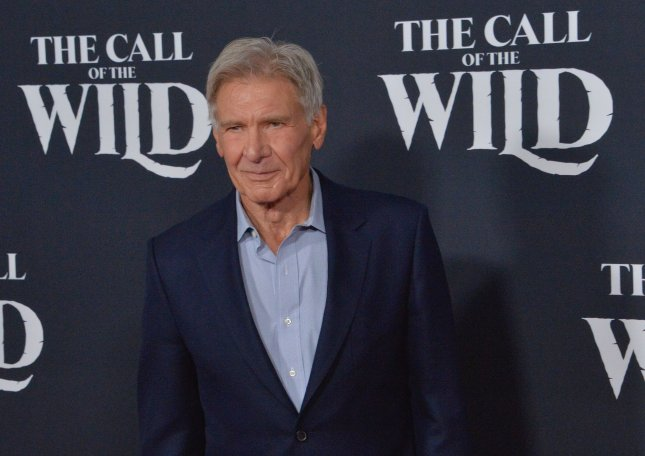Harrison Ford's Raiders of the Lost Ark turned 40 Saturday. File Photo by Jim Ruymen/UPI