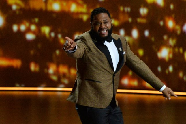Anthony Anderson is set to host a new Halloween-themed prank show for Discovery+. File Photo by Jim Ruymen/UPI