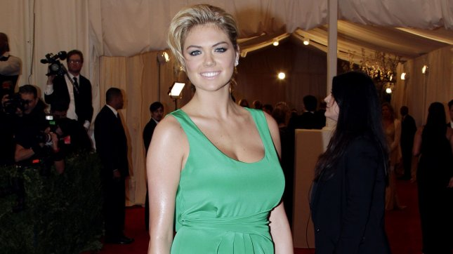 Kate Upton. UPI/John Angelillo