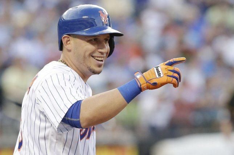New York Mets' Asdrubal Cabrera. Photo by John Angelillo/UPI