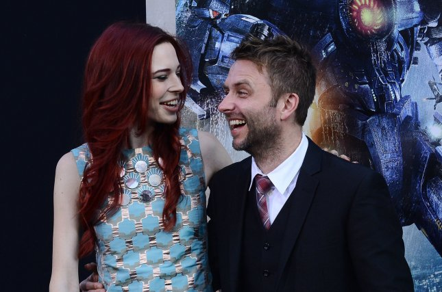 Chloe Dykstra has accused her ex-boyfriend Chris Hardwick of sexual and emotional abuse. File Photo by Jim Ruymen/UPI