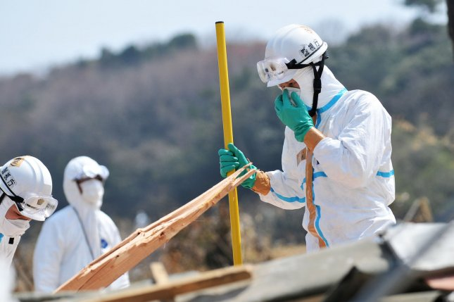 Japan's decision to release treated radioactive wastewater more than 10 years after the Fukushima nuclear disaster is drawing reactions from neighbors, including China. File Photo by Keizo Mori/UPI