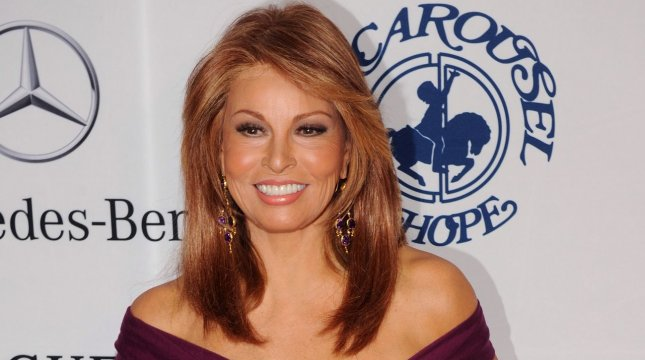 Actress Raquel Welch to appear in Donatella Versace movie on Lifetime. UPI/Jim Ruymen