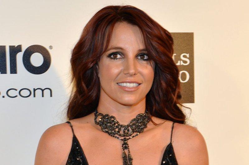 Britney Spears. UPI/Christine Chew