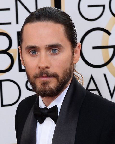 Jared Leto has transformed his body for his upcoming role as the Joker in 'Suicide Squad'. File photo by Jim Ruymen/UPI