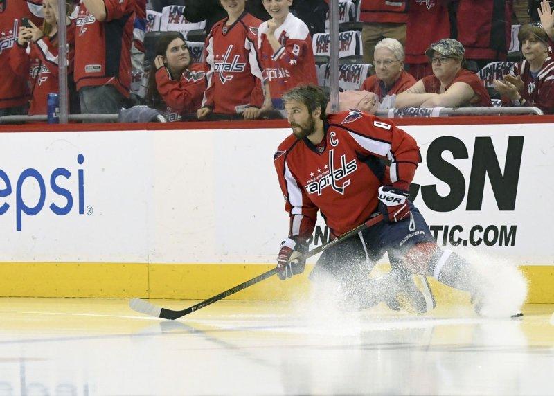 Alex Ovechkin gets hat trick as Washington Capitals open with thrilling win  vs. Ottawa Senators 5cec6c5568f