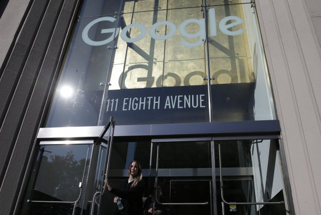 Federal labor officials are looking into the firings of four former Google employees. File photo by John Angelillo/UPI