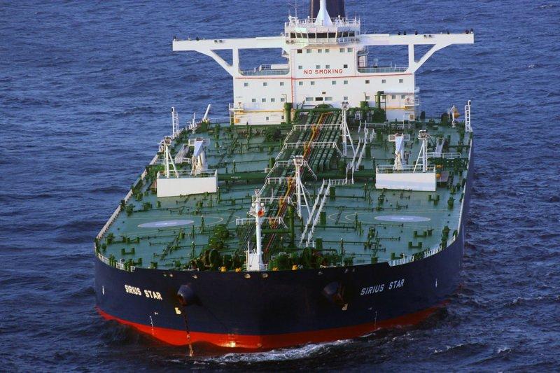 Kinder Morgan orders tanker built at San Diego shipyard. (UPI Photo/William S. Stevens/U.S. Navy)