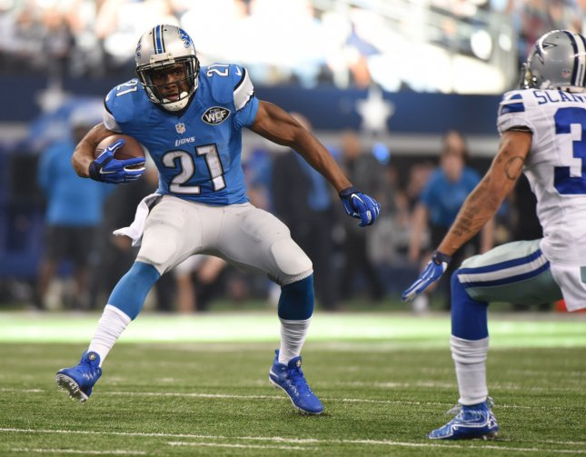 Former Detroit Lions running back announces he is retiring