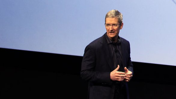 Chief Operating Officer of Apple Tim Cook.