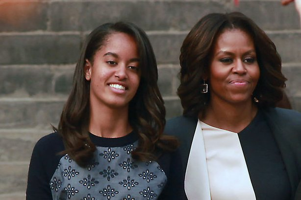 Malia Obama is old enough to drive - UPI com