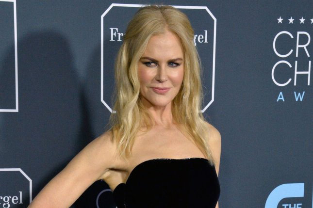 Nicole Kidman is set to star in an adaptation of novel Nine Perfect Strangers for Hulu. File Photo by Jim Ruymen/UPI