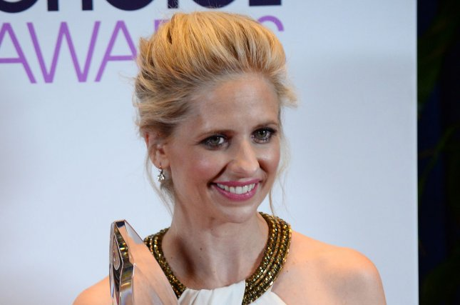 Actress Sarah Michelle Gellar at the 40th annual People's Choice Awards in Los Angeles on Jan. 8, 2014. Photo by Jim Ruymen/UPI