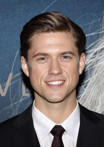 Aaron Tveit plays Christian in Moulin Rouge! The Musical. File Photo by John Angelillo/UPI