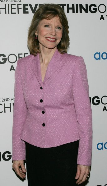 Donna Hanover, former wife to Rudy Giuliani and TV celebrity, arrives to the AOL.com Chief Everything Officer Awards in New York City on May 17, 2006. (UPI Photo/Monika Graff)