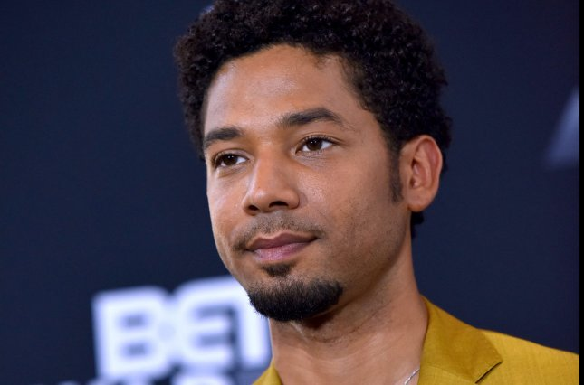 Jussie Smollett won't reprise Jamal Lyon in the sixth and final season of Empire. File Photo by Christine Chew/UPI