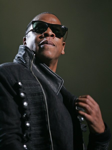 Jay-Z performs in concert on the opening night of his BP3 tour 2010 at the BankAtlantic Center in Sunrise, Florida on February 20, 2010. UPI/Michael Bush