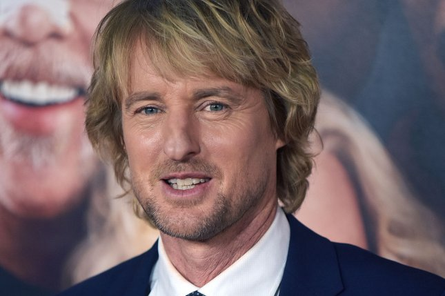 Owen Wilson reportedly welcomed a daughter with Varunie Vongsvirates on Tuesday. File Photo by Christine Chew/UPI
