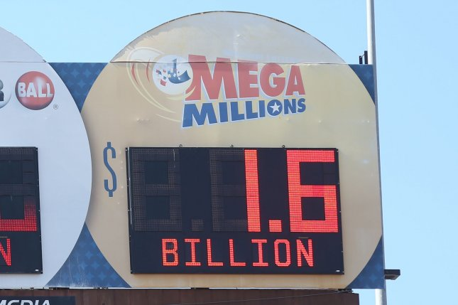 The South Carolina winner of a $1.6 million Mega Millions lottery jackpot said they wouldn't have won if they hadn't allowed another customer to cut them in line. File Photo by Bill Greenblatt/UPI