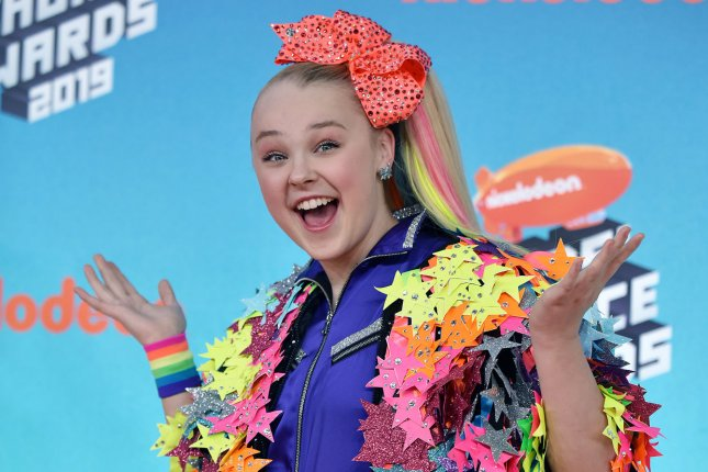 JoJo Siwa discussed her decision to turn off her public Instagram comments after receiving hate online. Photo by Christine Chew/UPI