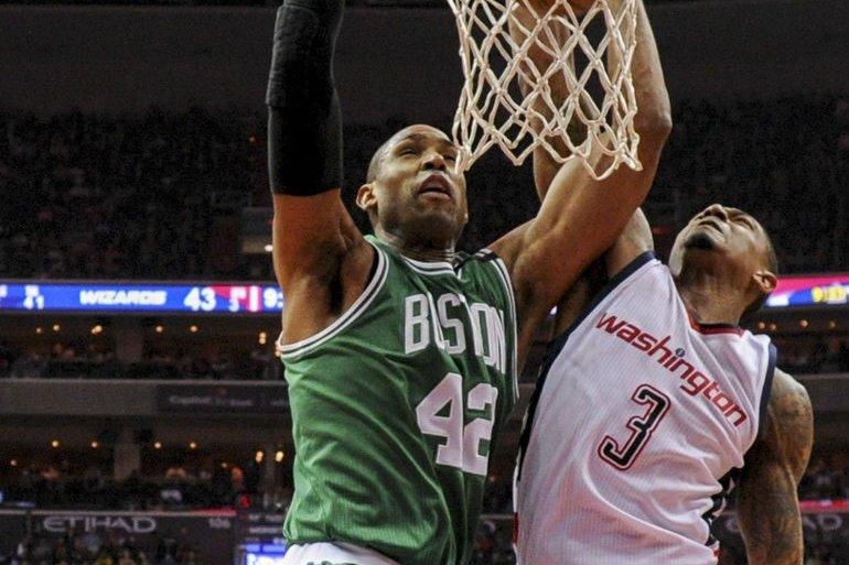 Boston Celtics center Al Horford (42) is a five-time NBA All-Star. File Photo by Mark Goldman/UPI