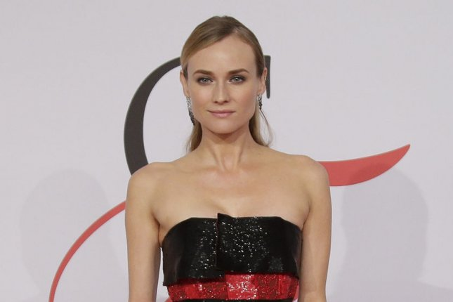 Diane Kruger at the CFDA Fashion Awards on June 1. The actress will serve on the 72nd Venice International Film Festival jury. File photo by John Angelillo/UPI