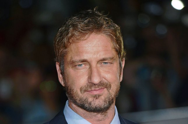 Gerard Butler at the Toronto International Film Festival premiere of 'Septembers of Shiraz' on September 15, 2015. File Photo by Christine Chew/UPI