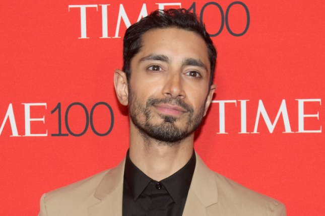 Riz Ahmed arrives on the red carpet at the TIME 100 Gala on April 26. Ahmed may potentially star in Sony's upcoming Spider-Man spinoff Venom. File Photo by Bryan R. Smith/UPI