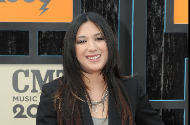 Michelle Branch announced Saturday she has suffered a miscarriage. File Photo by Roger L. Wollenberg/UPI