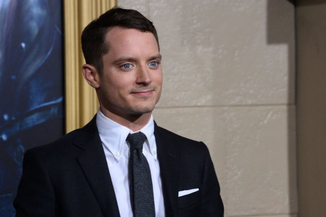 Elijah Wood attends the premiere of The Hobbit: The Battle of Five Armies at TCL Chinese Theatre in the Hollywood section of Los Angeles on December 9, 2014. The actor turns 40 on January 28. File Photo by Jim Ruymen/UPI