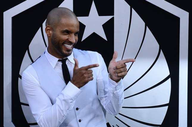 Actor Ricky Whittle attends the premiere of the sci-fi motion picture Pacific Rim in Los Angeles on July 9, 2013. Whittle will soon be seen in the Starz series American Gods. File Photo by Jim Ruymen/UPI