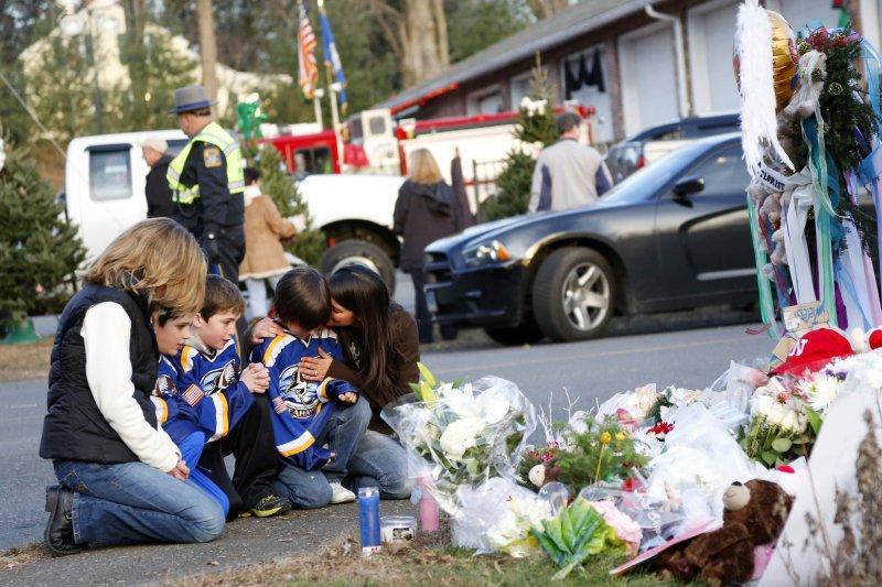 on this day dec 14 28 die in sandy hook school massacre upi com