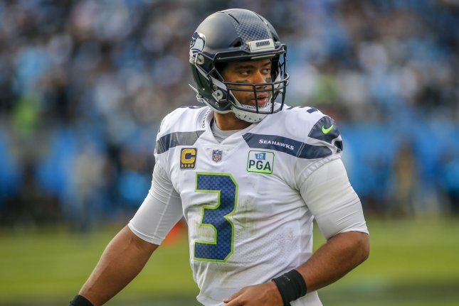 Russell Wilson and the Seattle Seahawks face the Kansas City Chiefs on  Sunday night. Photo by Nell Redmond UPI.  edbc8bda4