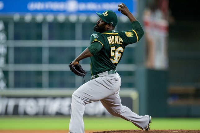 Oakland's Fernando Rodney designated for assignment