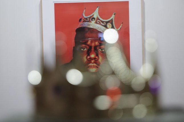 The crown worn by The Notorious B.I.G., aka Biggie Smalls, during a 1997 photo shoot broke a Guinness World Record when it sold for $594,750 at a Sotheby's auction Sept. 15 in New York. Photo by John Angelillo/UPI
