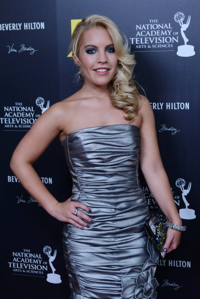 Actress Kristen Alderson attends the 39th annual Daytime Emmy Awards in Beverly Hills, California on June 23, 2012. UPI/Jim Ruymen