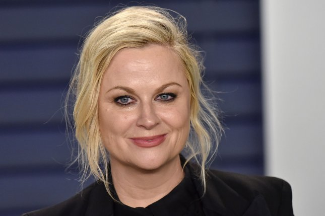 Amy Poehler discussed her directorial debut, Wine Country, and working with Tina Fey and other friends on the new Netflix movie. File Photo by Christine Chew/UPI
