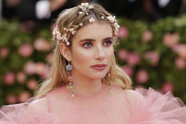 Emma Roberts is producing a vampire drama for Netflix. File Photo by John Angelillo/UPI