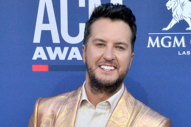 Luke Bryan addressed reports that he is the father of Maren Morris' son, Hayes. File Photo by Jim Ruymen/UPI