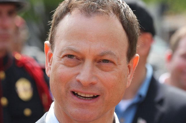 Actor Gary Sinise in a 2011 UPI file photo.
