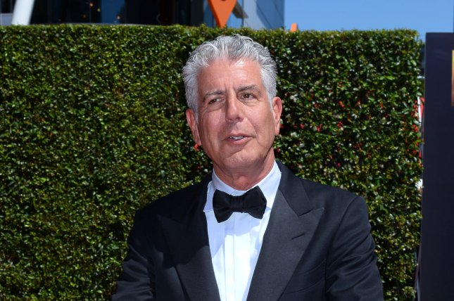 Anthony Bourdain Dishes On Guy Fieri Inda Garten Adam Richman