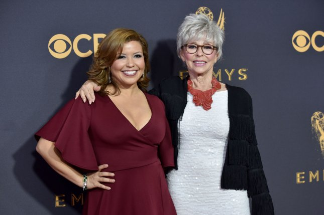 Justina Machado and Rita Moreno's sitcom One Day at a Time has been renewed for a third season. File Photo by Christine Chew/UPI