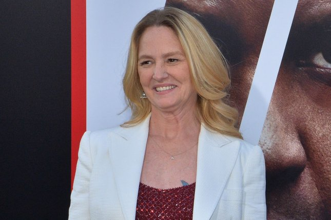 Melissa Leo is set to star in Dolly Parton's Netflix series Heartstrings along with Sarah Shahi. File Photo by Jim Ruymen/UPI