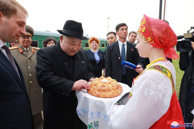 Russia will move toward closer ties with North Korea, a South Korean analyst said this week. File Photo by KCNA/UPI
