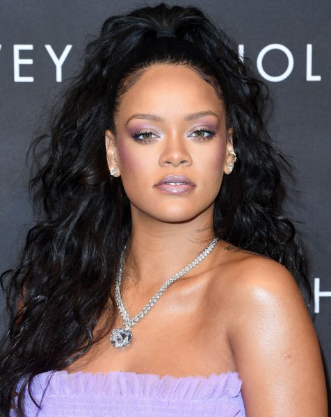 Barbadian singer Rihanna has been added to the list of performers for the Grammy Awards ceremony on Jan. 28. File Photo by Rune Hellestad/UPI
