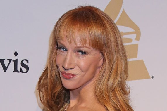 Kathy Griffin exited 'Fashion Police' in March. File photo by David Silpa/UPI